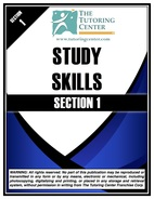 Improve study skills for better performance in school